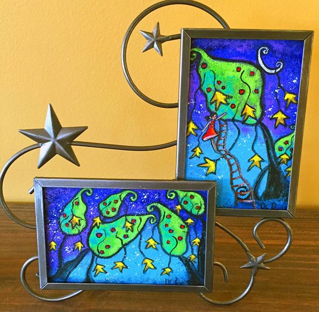 Art: Starlight Dreams by Artist Juli Cady Ryan