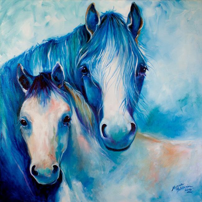 Art: MOM by Artist Marcia Baldwin
