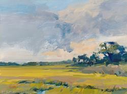 Art: Marsh 24x30 by Artist Bill Suttles
