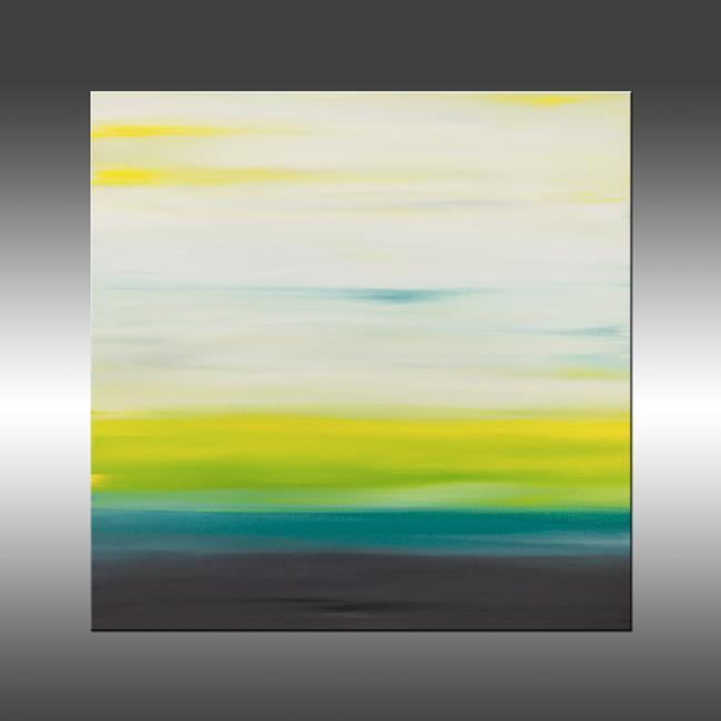 Art: Sunset 32 by Artist Hilary Winfield