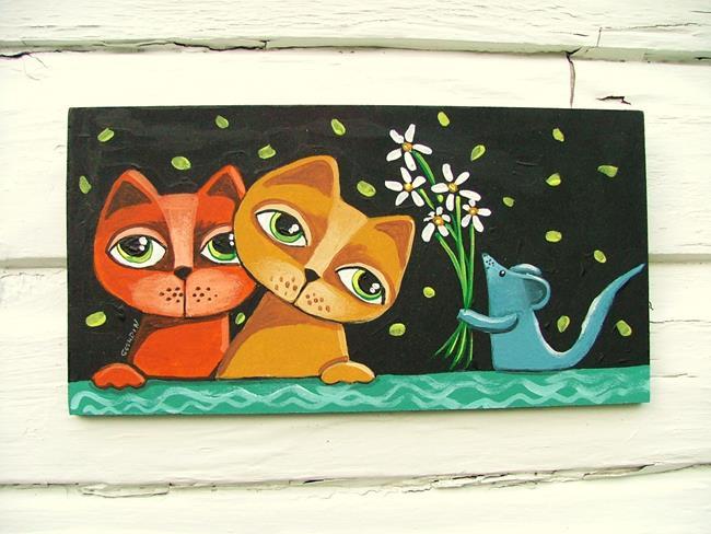 Art: Share The Love by Artist Cindy Bontempo (GOSHRIN)