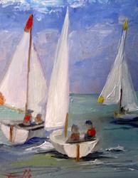 Art: Ragatta by Artist Delilah Smith