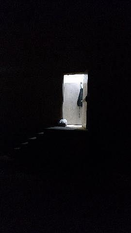 Art: The Back Door by Artist Chris Jeanguenat
