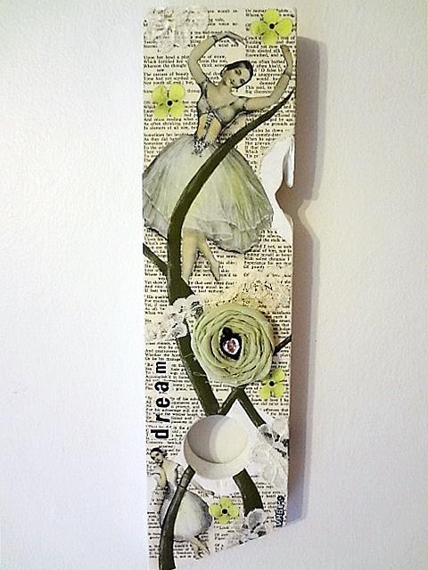 Art: Dream by Artist Vicky Helms