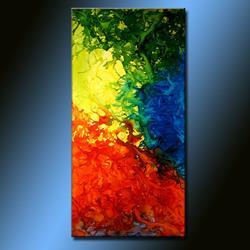 Art: LOVE & JOY by Artist HENRY PARSINIA