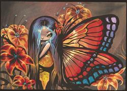 Art: Summer Lily by Artist Nico Niemi