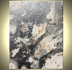 Art: SILVER CRUSH by Artist Daniel J Lafferty