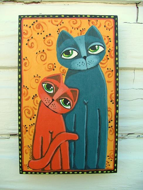 Art: Just A Good Day by Artist Cindy Bontempo (GOSHRIN)