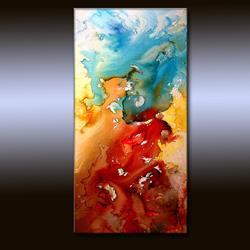 Art: SYMPHONY OF LOVE 17 by Artist HENRY PARSINIA