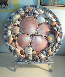 Art: pinkshells 1 by Artist Naquaiya