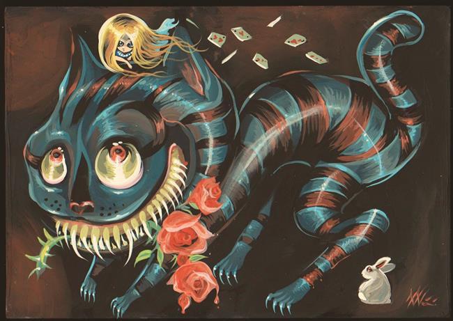Art: I Wonder by Artist Nico Niemi