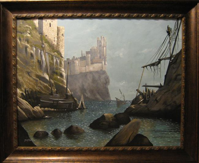 Game Of Thrones: Kings Landing - by J A Blackwell from