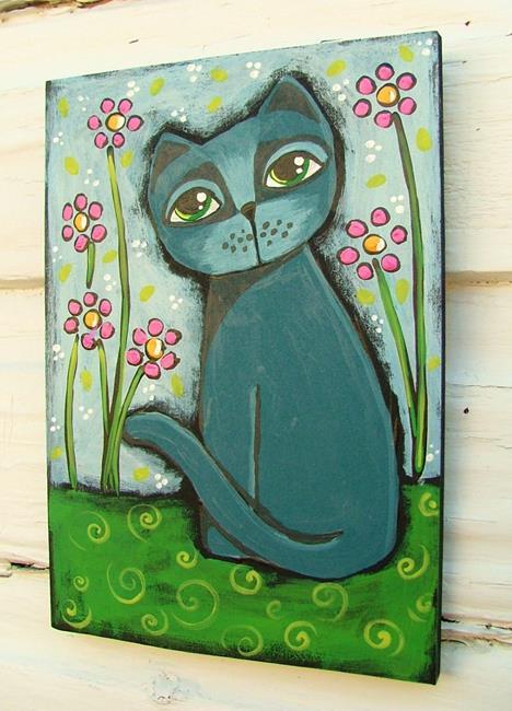 Art: Fresh Air by Artist Cindy Bontempo (GOSHRIN)