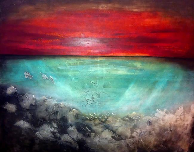 Art: Beneath by Artist CJs Soul Studio