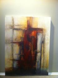 Art: New Beginning by Artist The Bridges Gallery