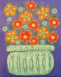 Art: Color Dance by Artist Cindy Bontempo (GOSHRIN)