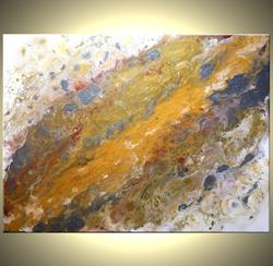 Art: GOLDEN EARTH by Artist Daniel J Lafferty