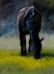 Art: Greener Pastures by Artist Christine E. S. Code ~CES~
