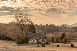 Art: Dawn, Union County by Artist Todd Suttles