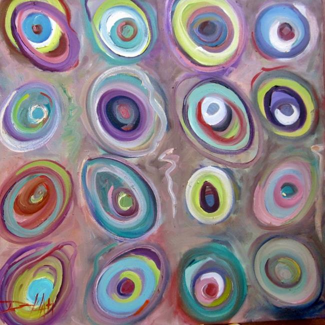 Art: My Happy Place by Artist Delilah Smith