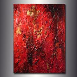 Art: LOVE HURTS by Artist HENRY PARSINIA
