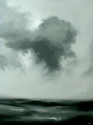 Art: Saving Gray by Artist Christine E. S. Code ~CES~
