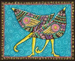 Art: Flight by Artist Cindy Bontempo (GOSHRIN)
