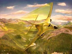 Art: Lancer by Artist Roy S. Alba