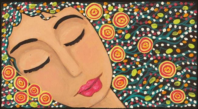 Art: Sweet Dreams Baby by Artist Cindy Bontempo (GOSHRIN)