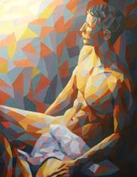 Art: In the Spotlight by Artist Mats Eriksson