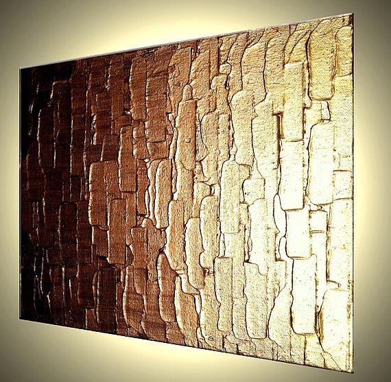 Art: REFLECTED GOLD RUSH by Artist Daniel J Lafferty