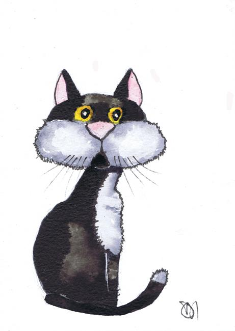Art: CAT c326a by Artist Dawn Barker