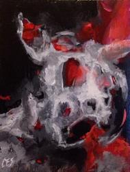 Art: Beast of Burden by Artist Christine E. S. Code ~CES~