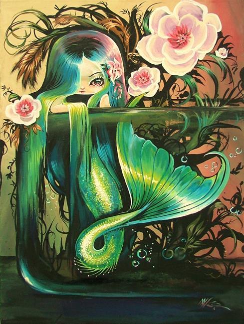 Art: ANNABELLE by Artist Nico Niemi