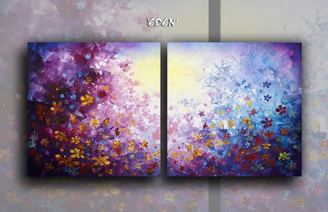 Art: YVaJel by Artist Michael A Lang