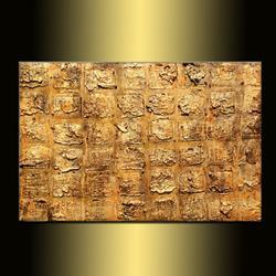Art: GOLDEN RULE by Artist HENRY PARSINIA