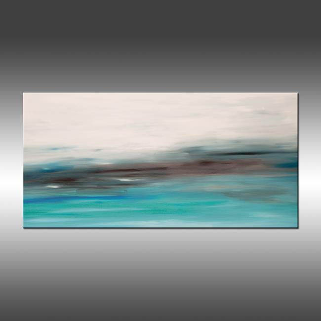 Art: Sunrise 26 by Artist Hilary Winfield