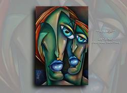 Art: 7vm7 by Artist Michael A Lang