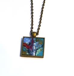 Art: Keeper ~ Original Wearable Art by Artist Dana Marie