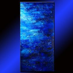 Art: NIGHT BREEZE 5 by Artist HENRY PARSINIA