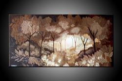 Art: FOREST SUBMERGE by Artist Kate Challinor