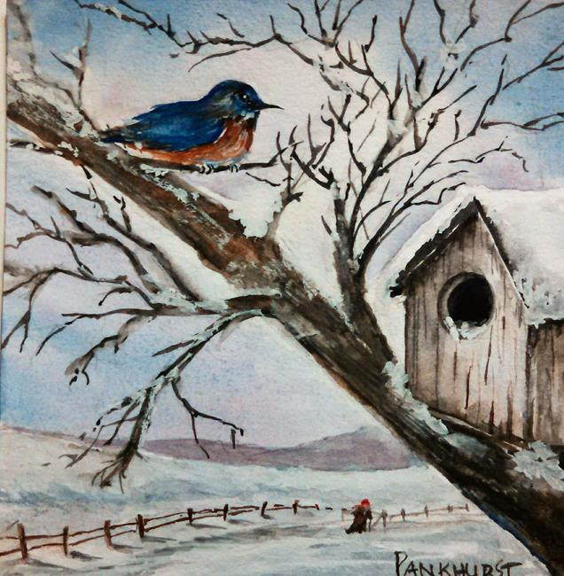 Art: SOLD by Artist Bonnie Pankhurst