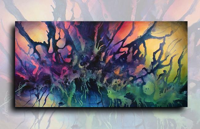 Art: 6c6bfa by Artist Michael A Lang
