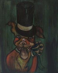 Art: The Loyal Goofball by Artist Chris Jeanguenat