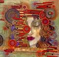 Art: Tears Enlighten Thee by Artist Alma Lee
