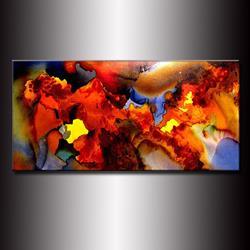 Art: INFINITY 7 by Artist HENRY PARSINIA