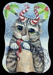Art: KramPUSS by Artist Patience