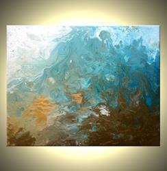 Art: OCEAN REEF by Artist Daniel J Lafferty