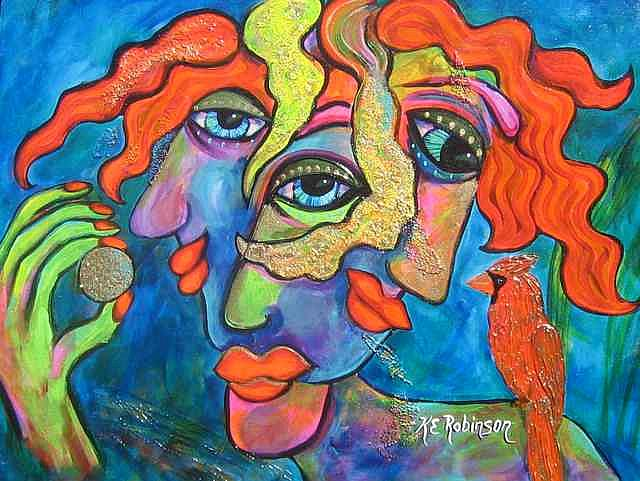 Art: IMG 5066 KeROB by Artist Ke Robinson