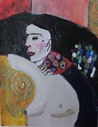 Art: yet another judith by Artist Nancy Denommee